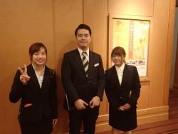 帝国ホテル訪問P9130290